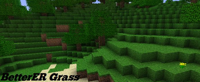 Как сделать так что бы на земле росла трава в майнкрафте