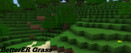 BetterER Grass [v2.51] (Для Beta 1.4)