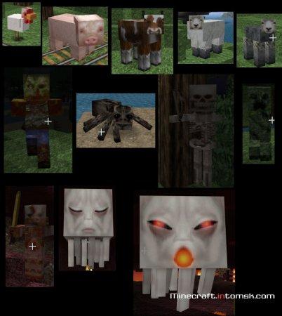 Misa's Realistic Texture Pack [64х]