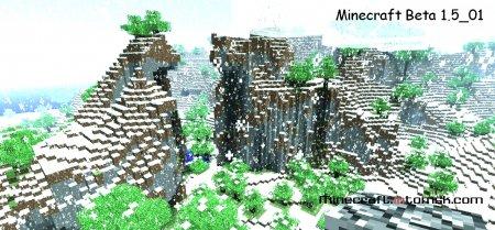 Чистый Английский Minecraft 1.5_01