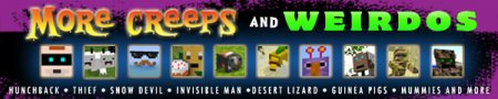 [1.5_01] MoreCreeps & Weirdos v1.95 GUINEA PIG HOTEL! FLOOBS FTW