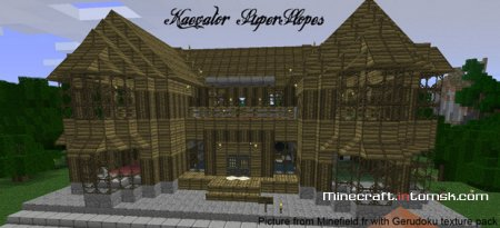 [1.6.6] Kaevator mods: Slopes, ceiling stairs and hedges.