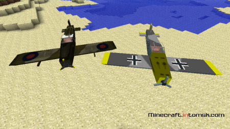 [1.5_01]Flan's Mods : Planes