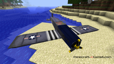 [1.5_01] Flane's mod: Planes and vehicles