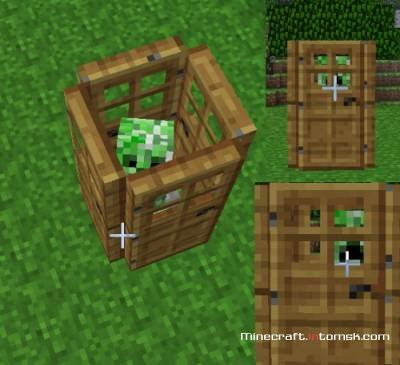 Как создать дом с ловушками