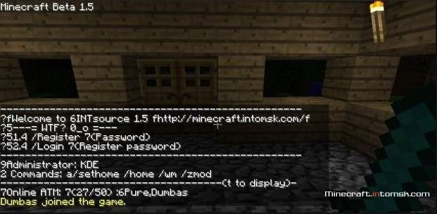 [1.8.1] Improved Chat