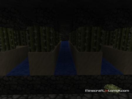 Автоматическая ферма кактусов