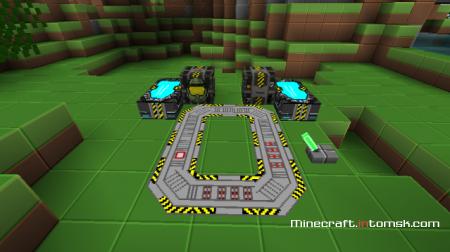 HALO Minecraft WARS v1.9 (beta 1.6.6 compatible)