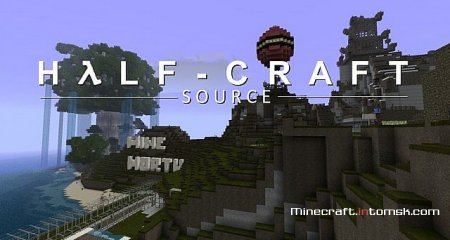 HalfCraft Source v1.3 [x128]