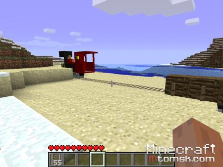 Minecraft 1.6.6 ������ ����� 2