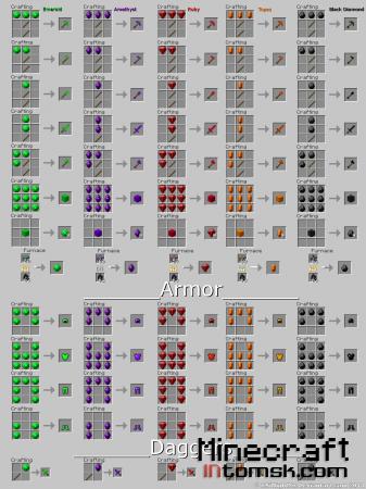 [1.6.6] xXiNightXx's Mods {Gems Galore v4/Menu Options+}