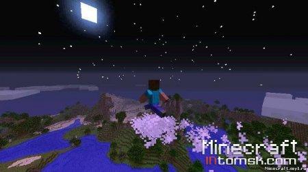 [1.7] Летать в Minecraft!