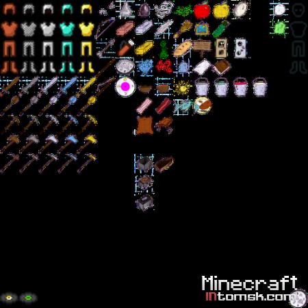[1.6] ScribbleCraft [128x]