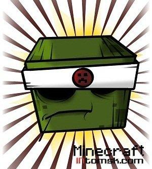 Крипер - особенности крипера в игре minecraft