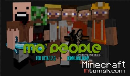 [1.7.3] Mo' People [WIP][MOB]