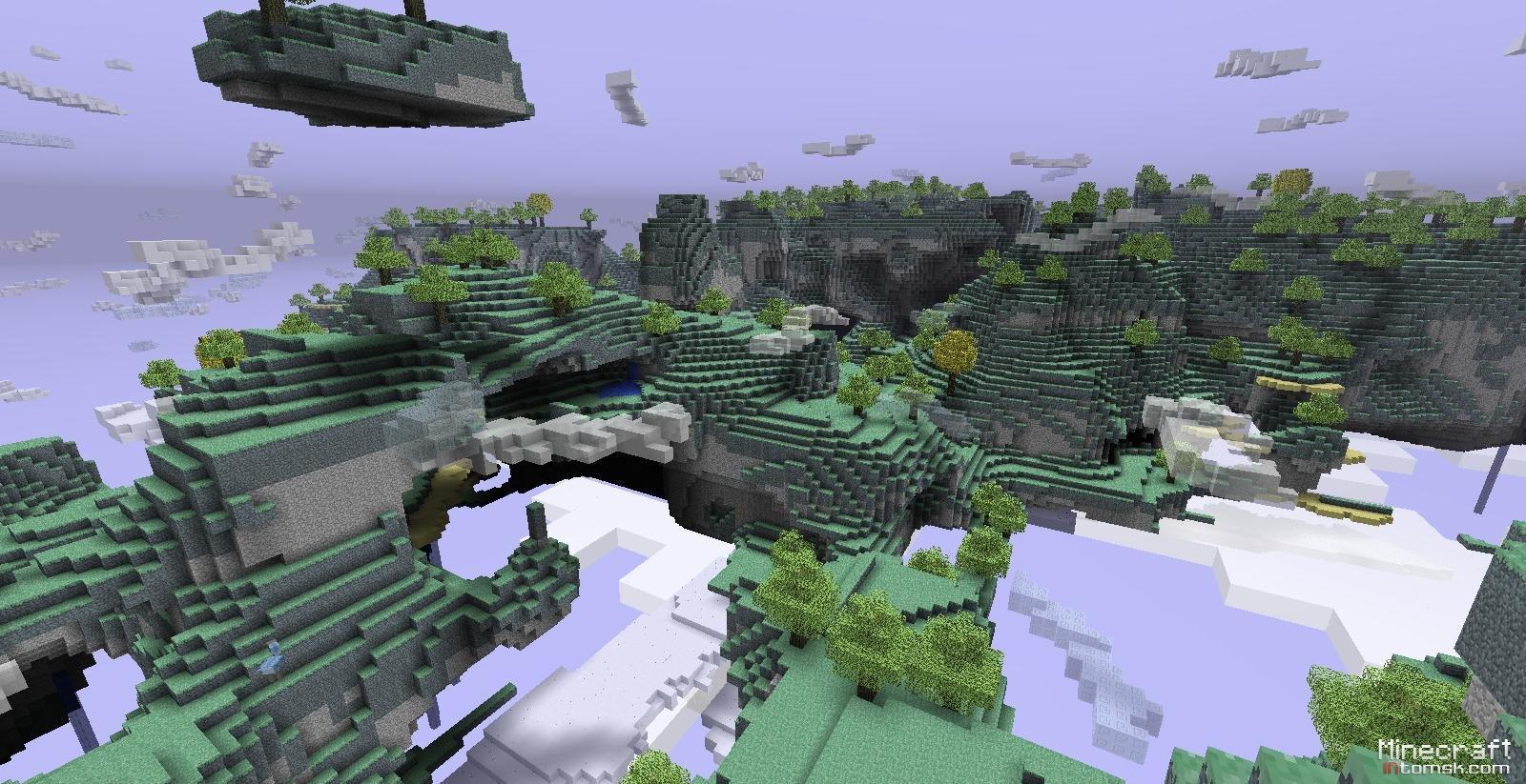Minecraft mods 1.7.2 aether 2
