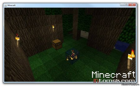 [1.7.2] Tree, Nether and Pyramid Dungeons [V4]