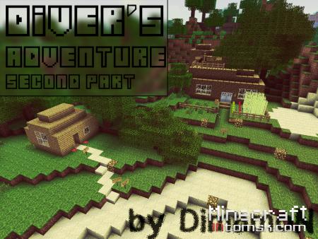 Diver's Adventure 2 часть