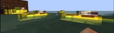 [1.7.3] Yellow Submarine Mod [V.0.8] Now with a sub model!