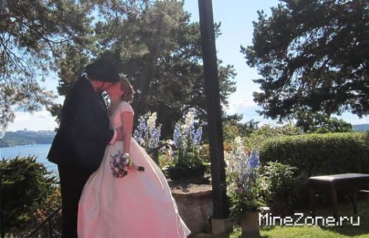Нотч женился!