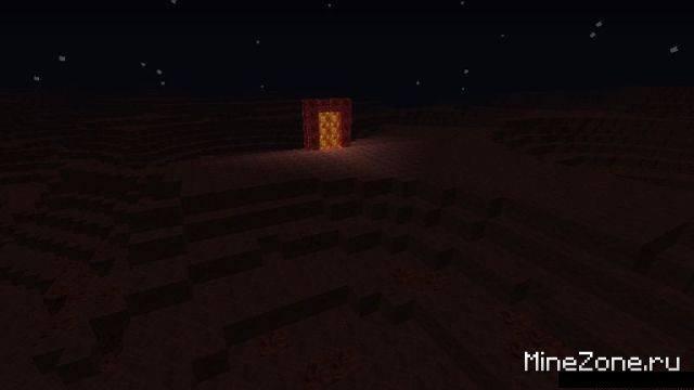 Как сделать портал на Марс? БЕЗ МОДОВ! Minecraft 1.8 ...