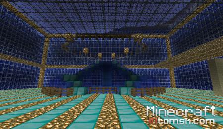 Моя постройка на GreenWorld