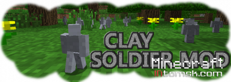 [1.7.3] Clay Soldier Mod