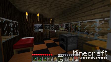 (Строился для сервера RPG) Отель