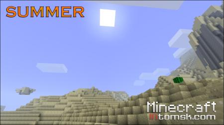 [Minecraft 1.7.3][1.21] The seasons mod