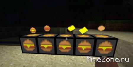 [1.7.3] Burger Mod