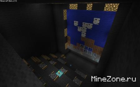 Кинотеатр Minecraft !