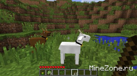 [1.7.3] DKC mods: Goats