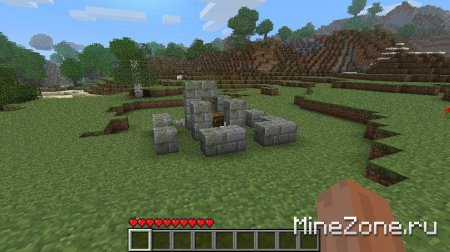 [1.7.3] Ruins Mod v1.2 - Подземелья