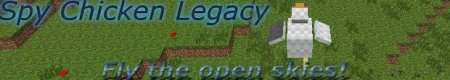 [1.7.3]The Spy Chicken Legacy - Become a chicken