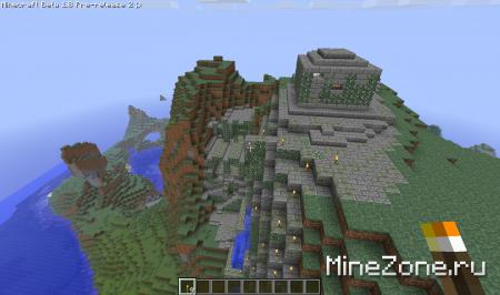 """Цивилизация"" для MineCraft 1.8"