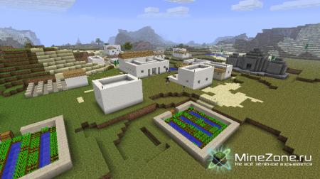 [1.8.1] Millénaire - NPC village