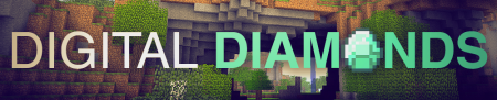 Digital Diamond: Minecraft Паркур
