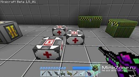 Minecraft WARS v1.9