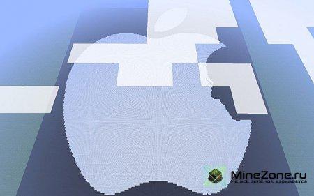 R.I.P steve jobs Пиксель арт