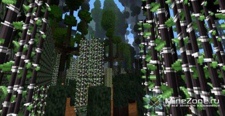 [32x] [1.8] Rainforests & Ruins Texture