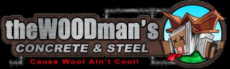 [64x][1.9_P3] theWOODman's Concrete & Steel