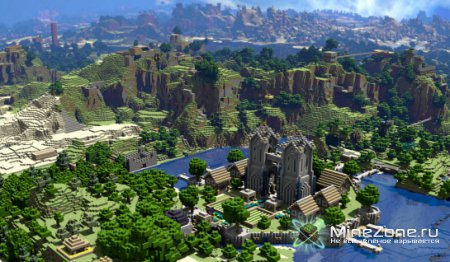 Minecraft Мини мультик: Assassins Creed