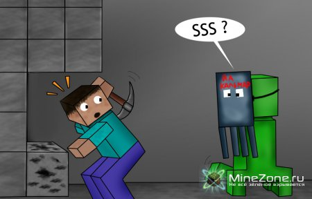 Minecraft Parody (Flash Animation)