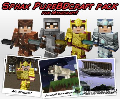 [1.1] Sphax PureBDCraft v1.0.1