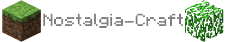 [1.8.1 - 1.9 - PRE-5] [16x16] Ностальгия-пак