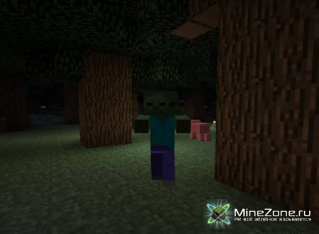[1.8.1] [V0.4] The ZombieMod for MineCraft!