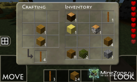 [WP7] SurvivalСraft