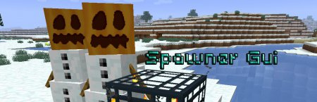 [1.0.0] SpawnerGUI