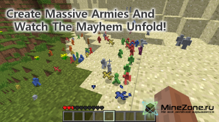 [1.1.0] The Clay Soldiers Mod(v4.1)