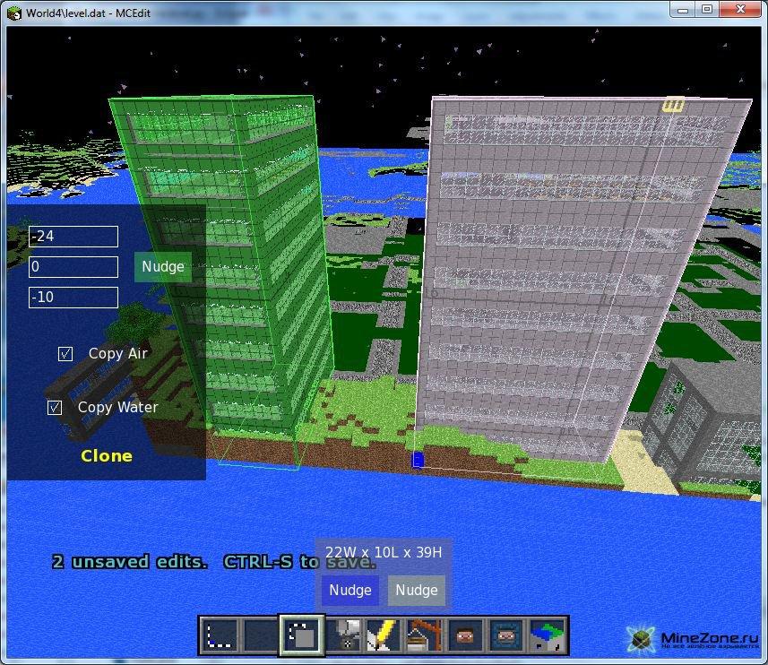 скачать mcedit для minecraft 1.8